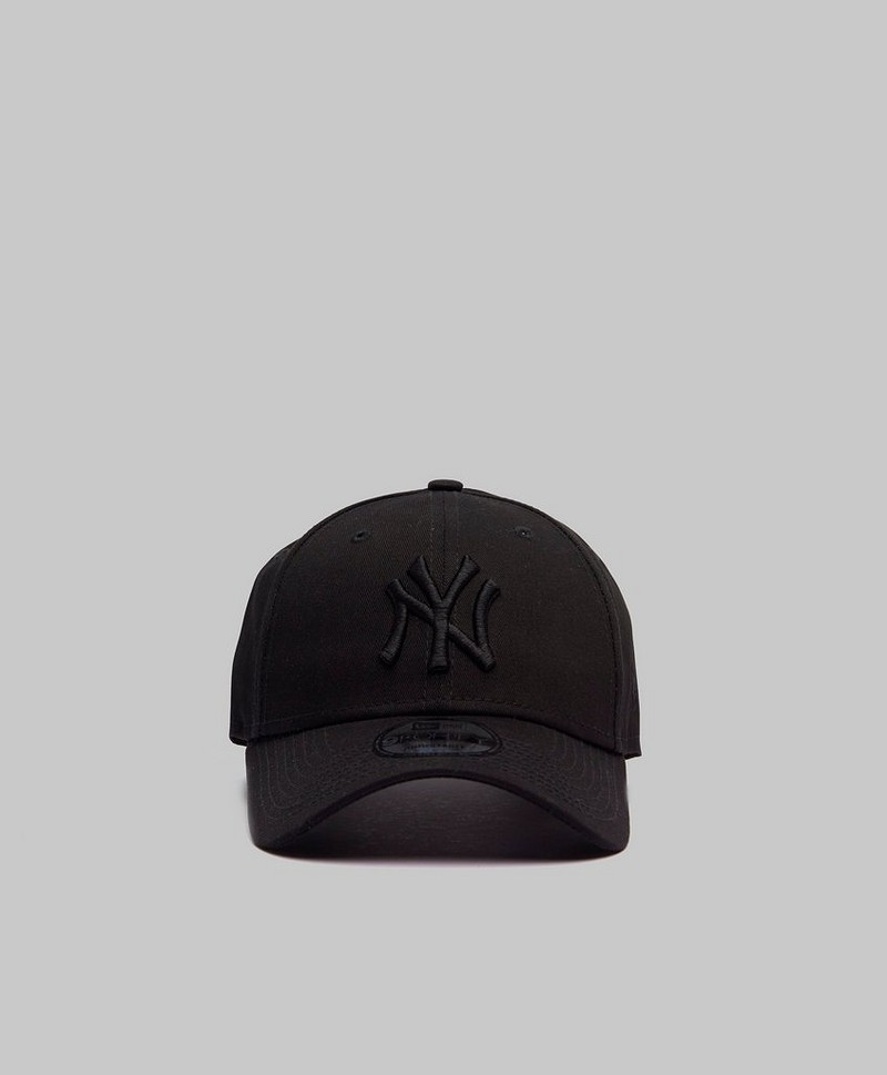 Caps 9Forty Snapback Mid NY Yankees Black/Black