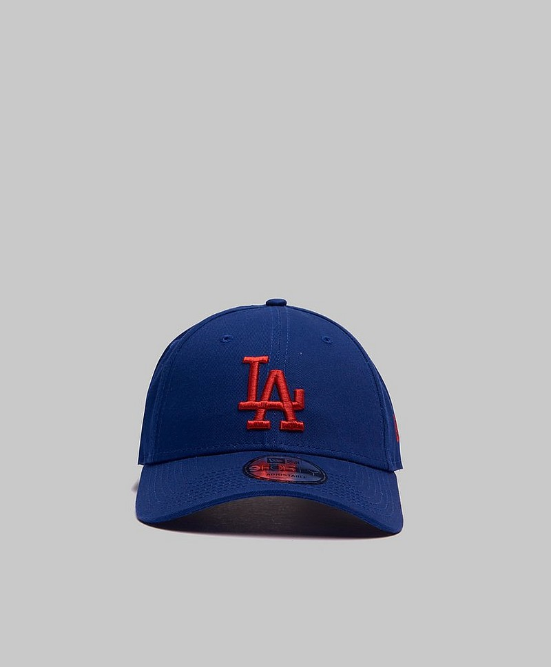 Caps 9Forty League Essential LA Dark Royal/Hot Red