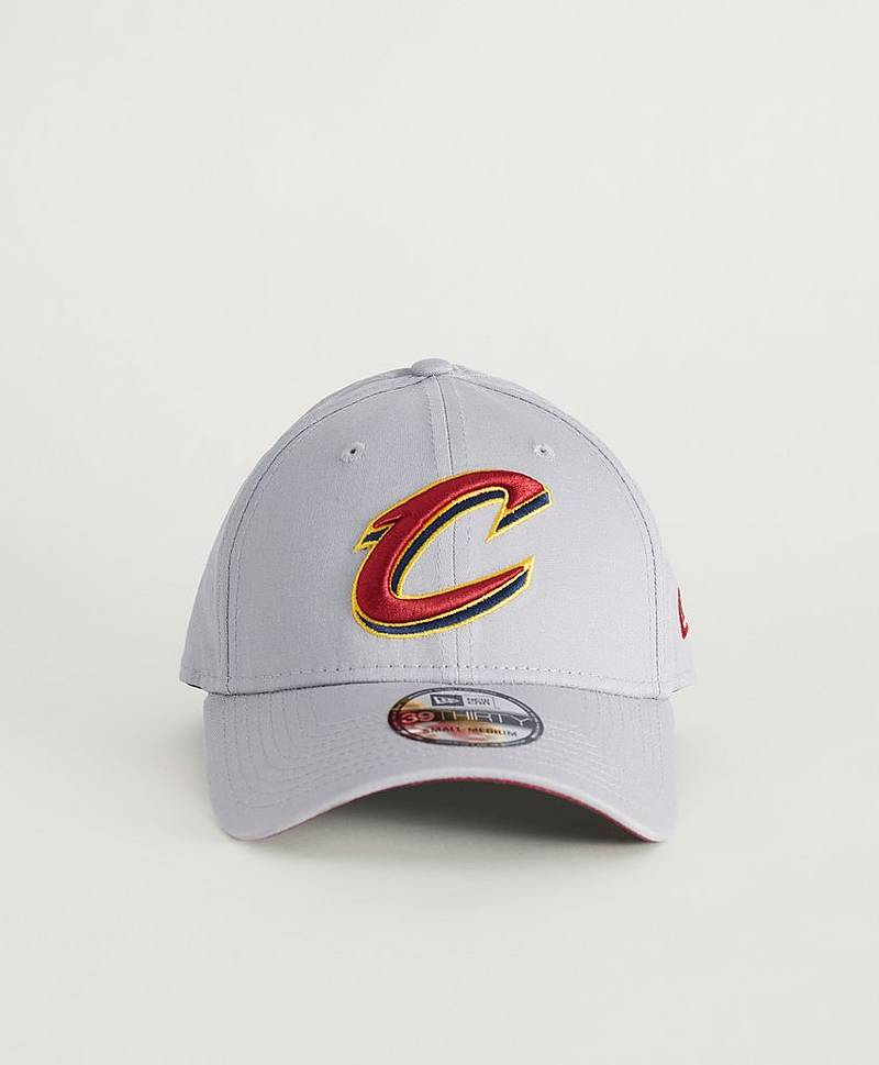 Caps 39Thirty NBA Team Cavalliers Gray