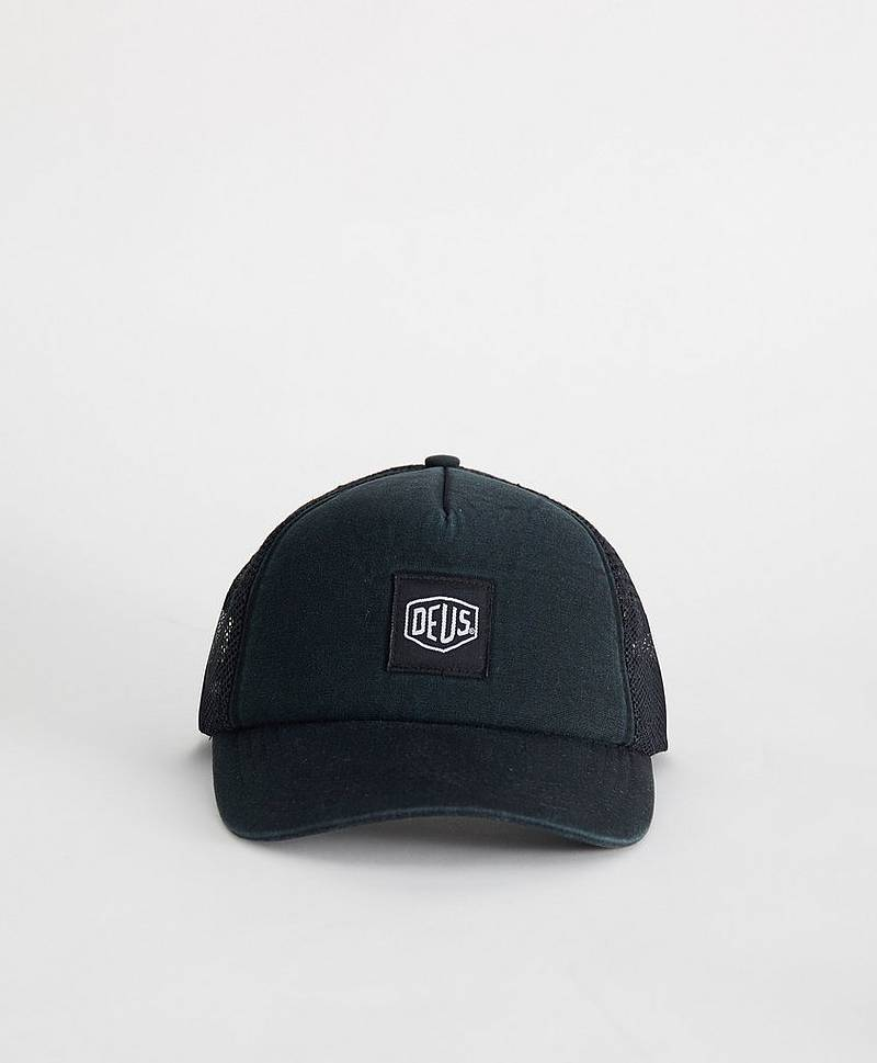 Mavis Trucker Black