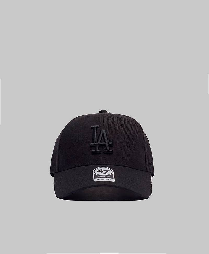 MLB LA Dodgers Snapback Steel Grey