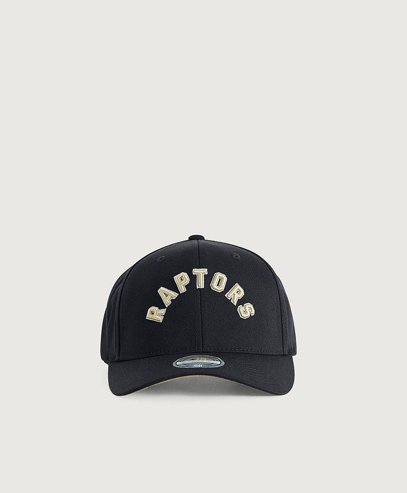 Kasket Courtside 2 Snapback Raptors Black