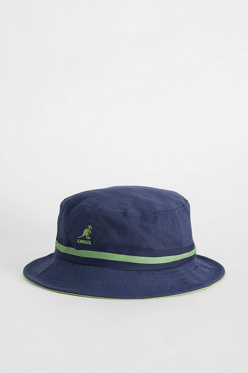 Stripe Lahinch Bucket Navy