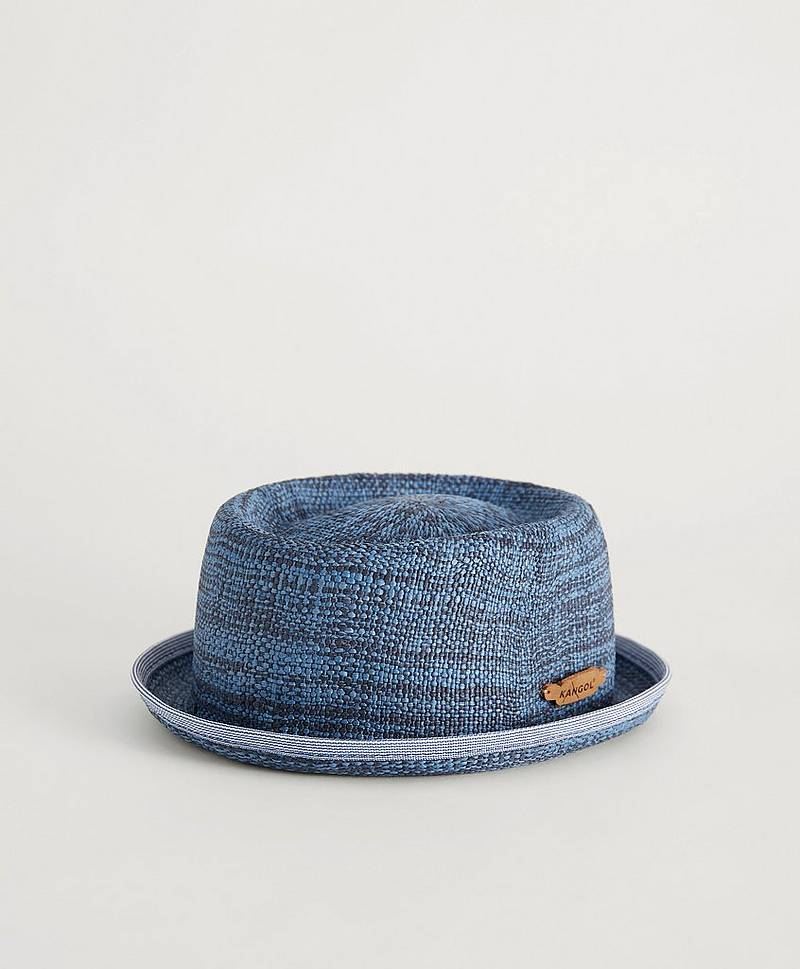 Whicker Porkpie Denim