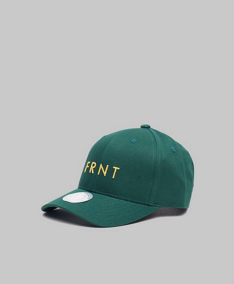 Truth Baseball 2916 Dk green/Yellow