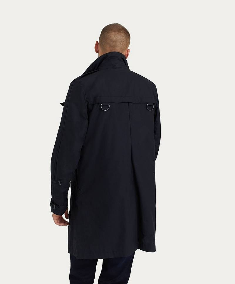 Rock Goodman Coat Black