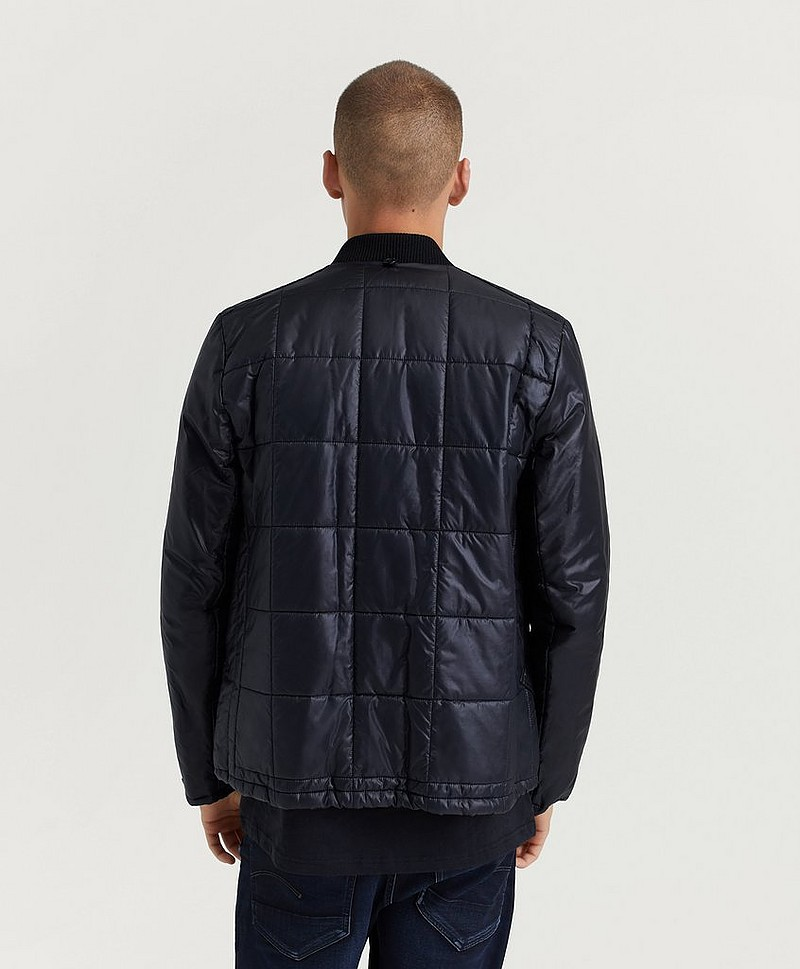 Frakk Goodman Coat Black
