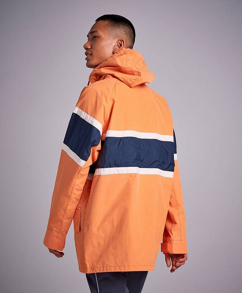 HH Salt Heritage Jacket Orange Peel