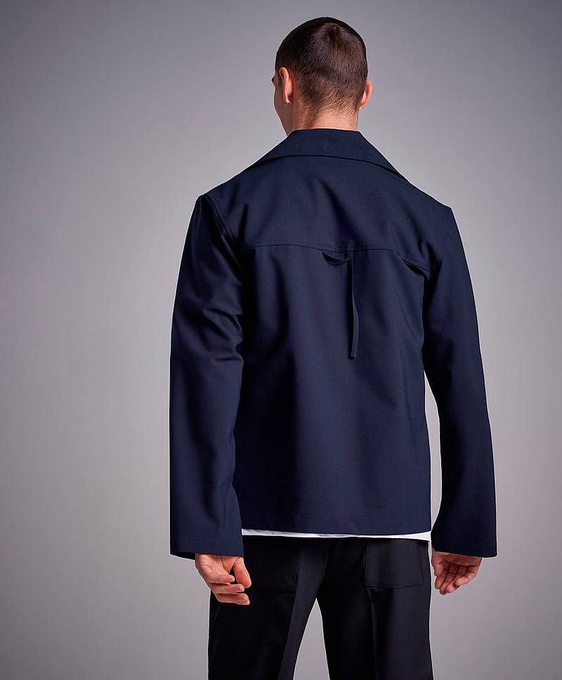 Skjorta Jacka Board Polo Jacket
