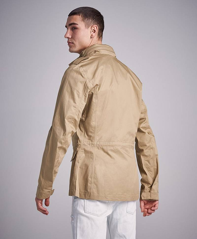 Jacka Manfield Light Cotton 667 Beige / Khaki