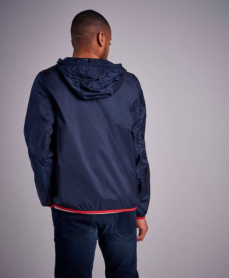 Ultra Light Packable Anorak Sky Captain