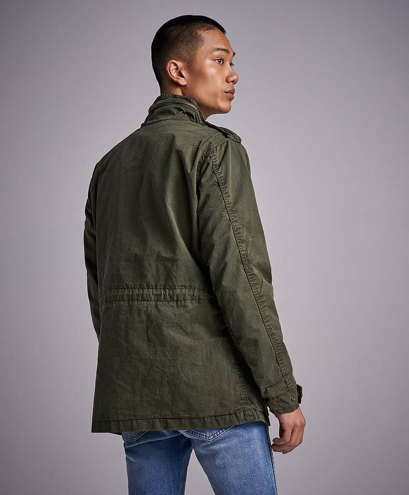 Huntington 142 Dark Olive