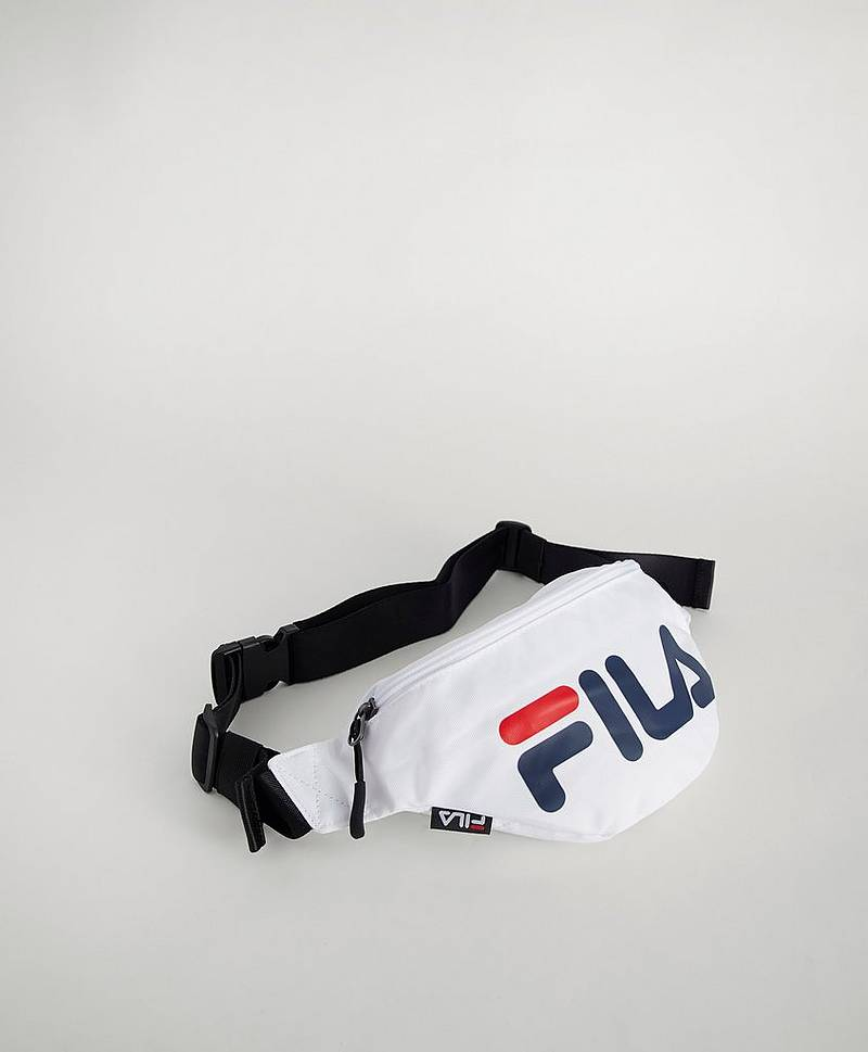 Waist Bag Slim White