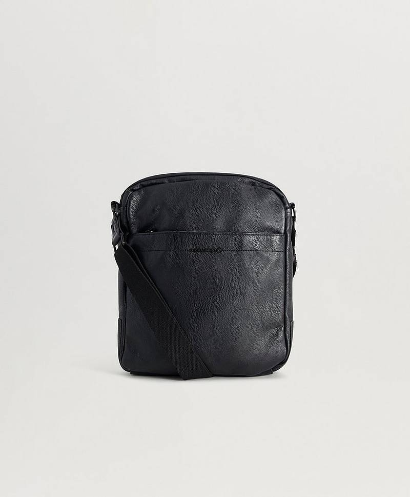 John Shoulder Bag Black