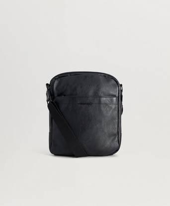 Björn Borg Axelremsväska John Shoulder Bag Black Svart