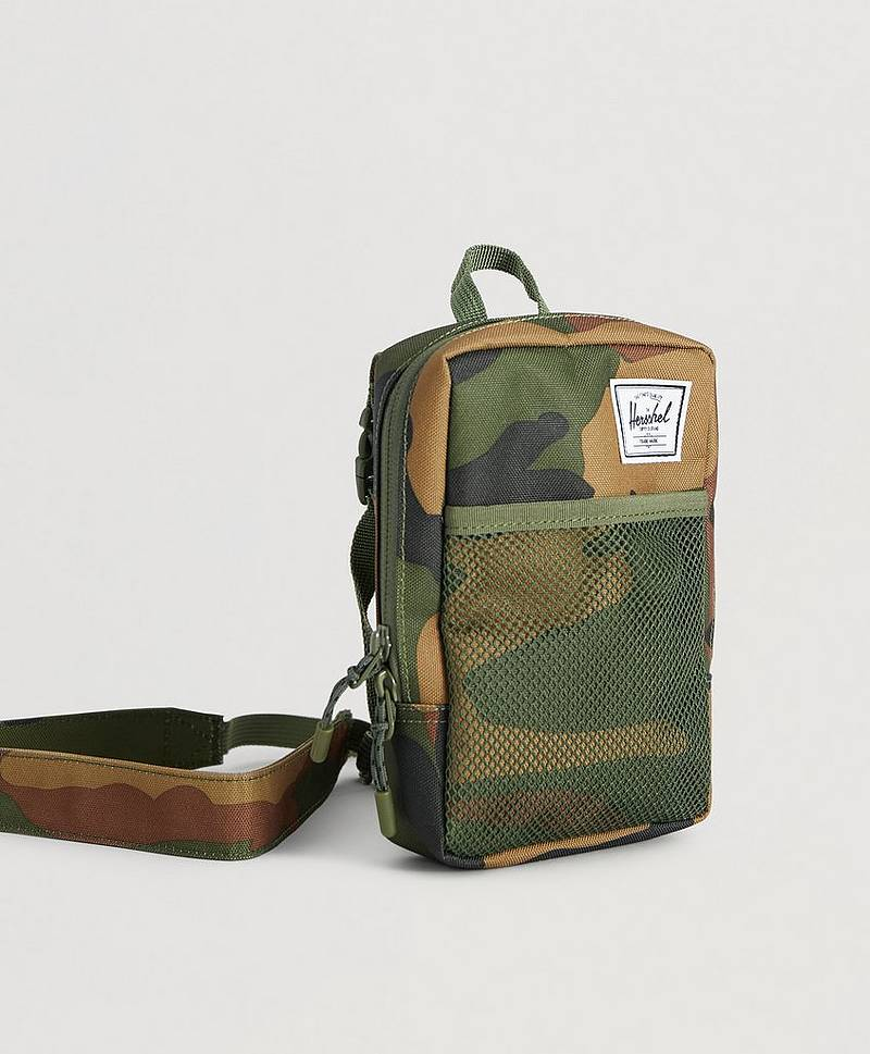 Sinclair Large Woodland Camo