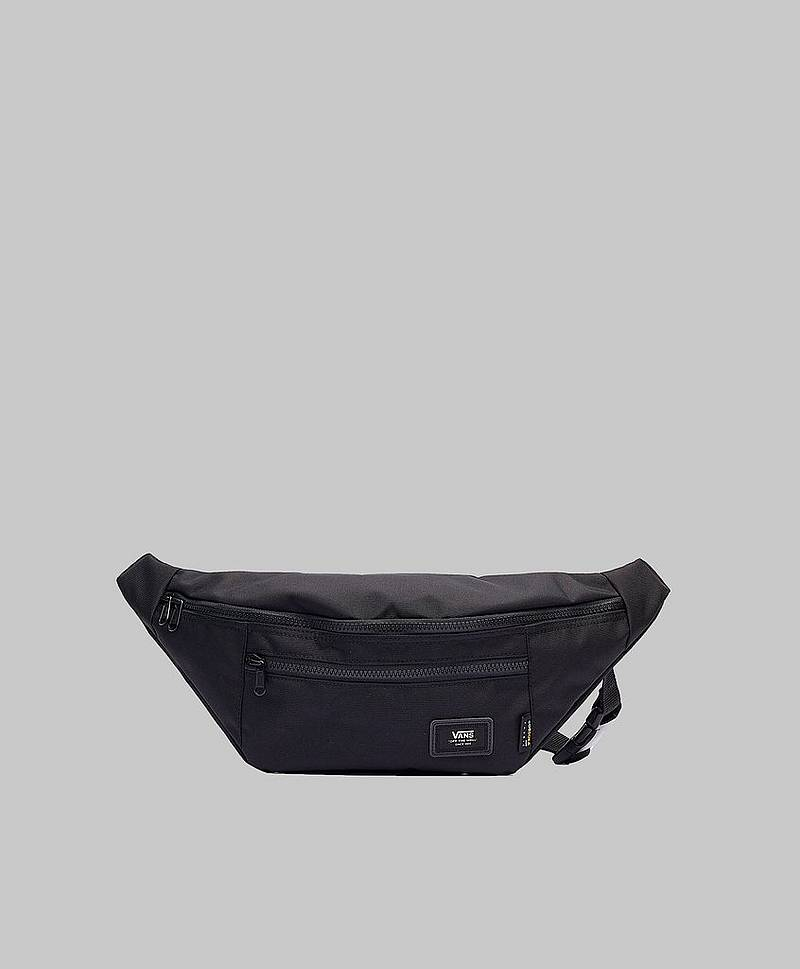 Ward Cross Body Pack Black