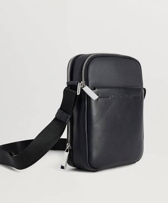 Calvin Klein Flex 2 Gusset Ipad Black Svart