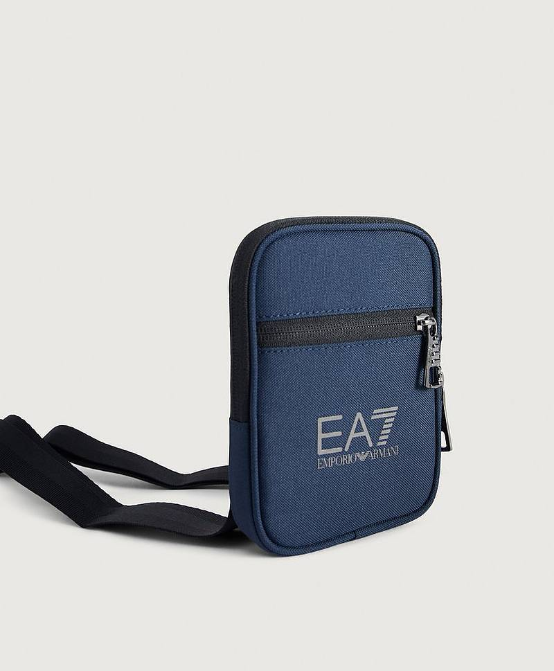 Mini Pouch Blue Navy