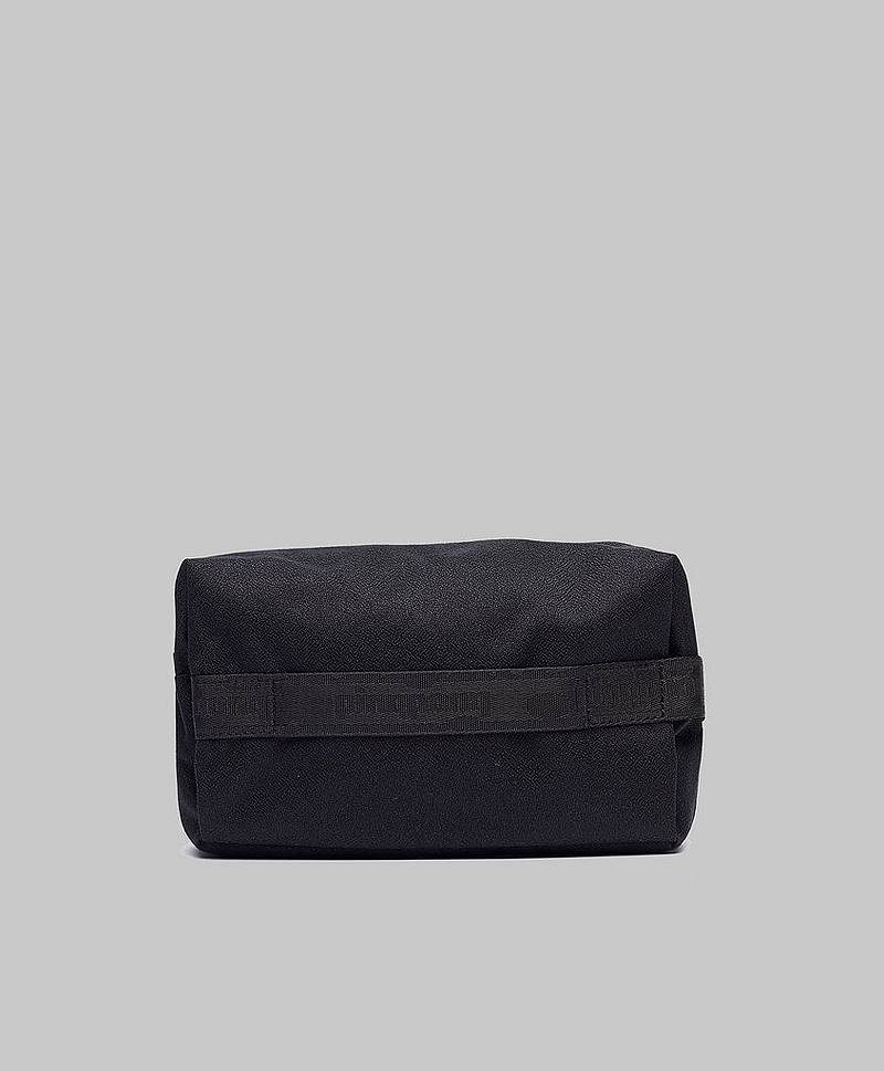 Pak Toilet Bag Licorice Black Block