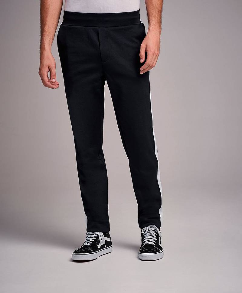 Bukser Signature 73 Track Pants 90651 Black Beauty