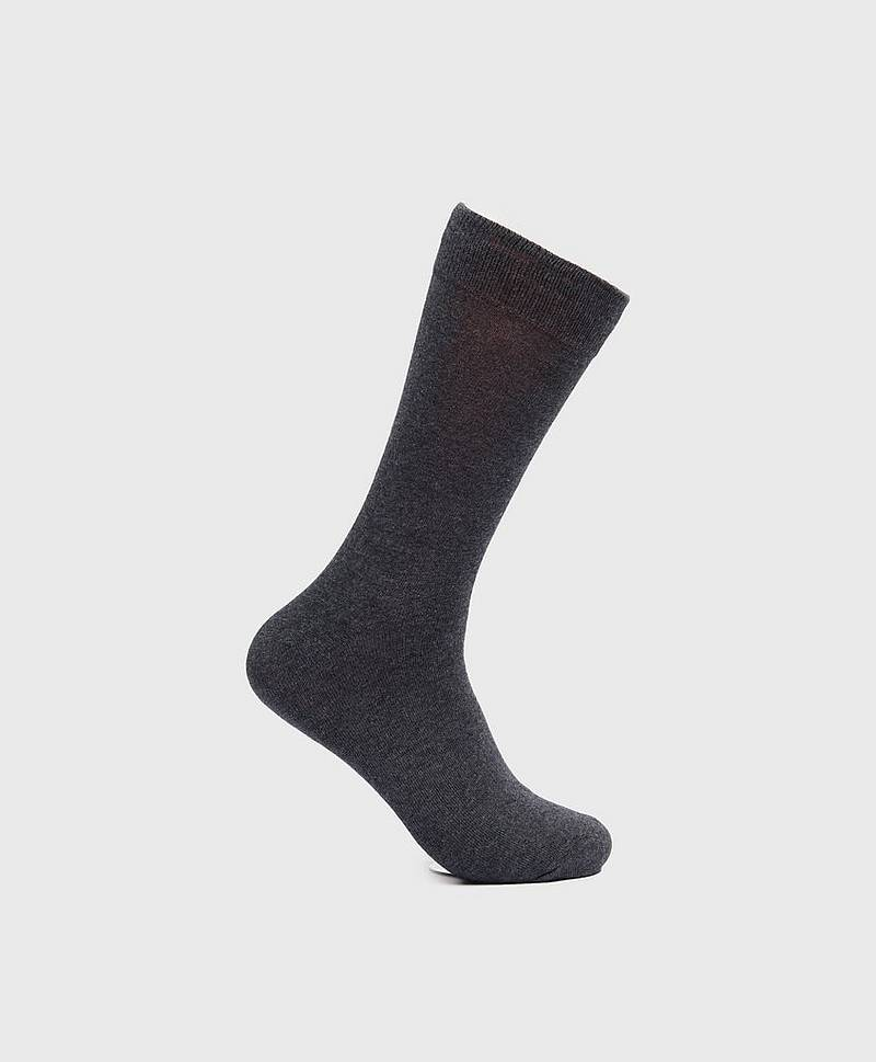 Nos Cotton Socks Pinjebark