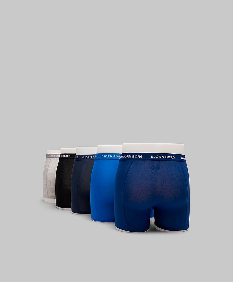 Kalsonger 5-pack Seasonal Solid Sammy Shorts 70101