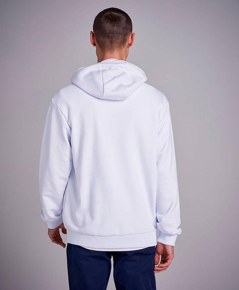 Victor Hoodie Sweat Bright White