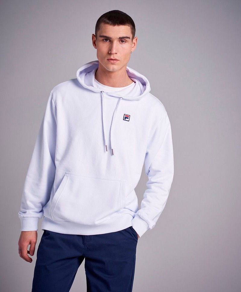 Hoodie Victor Hoodie Sweat Bright White