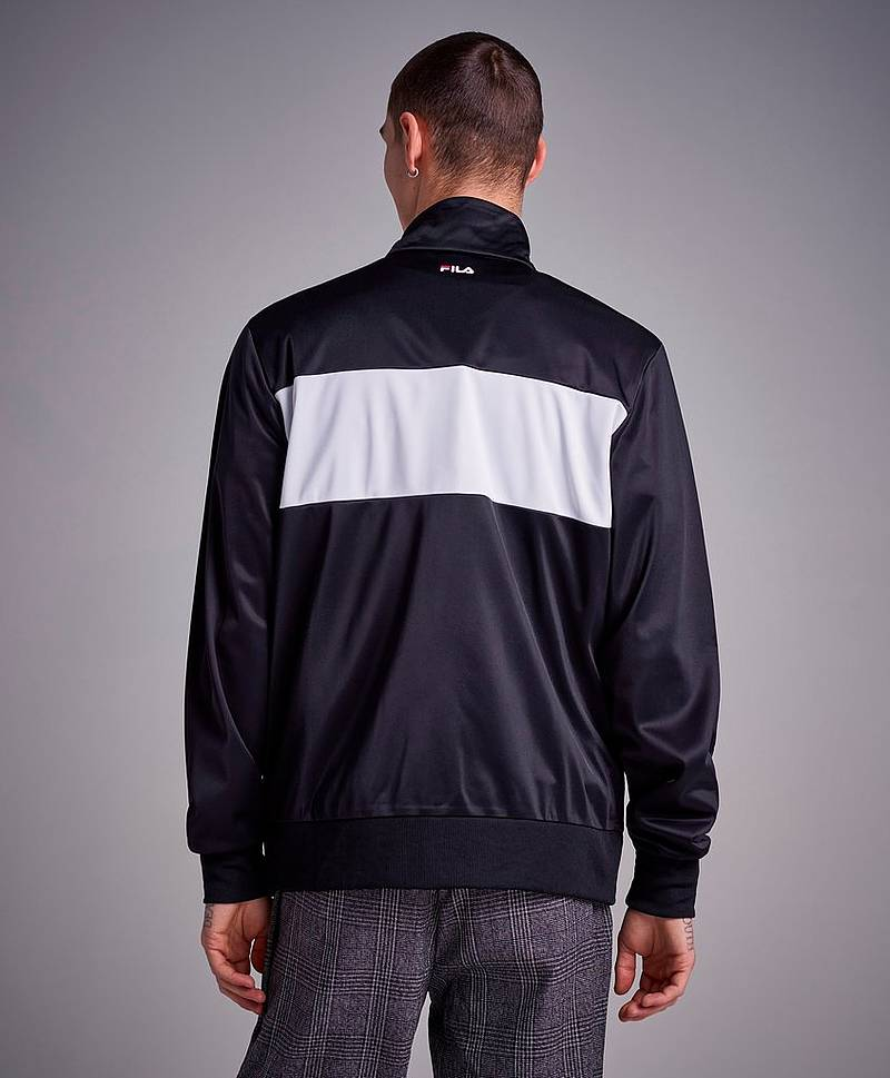 Balin Track Jacket Black
