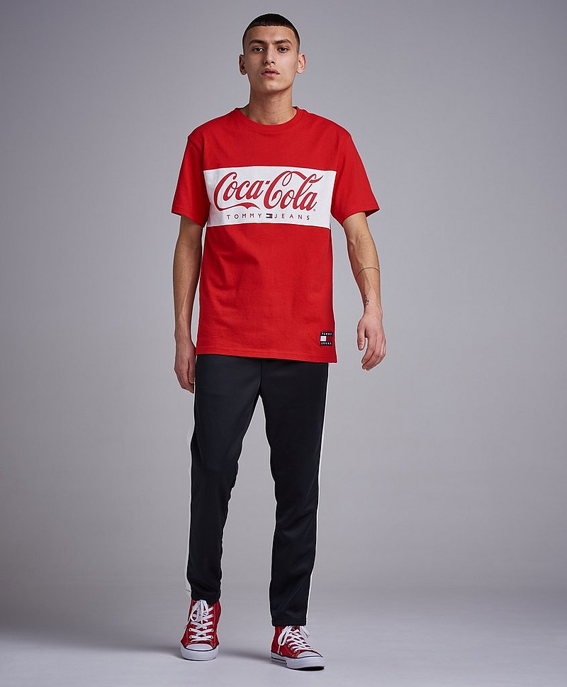 T-Shirt Tommy Coca Cola 696