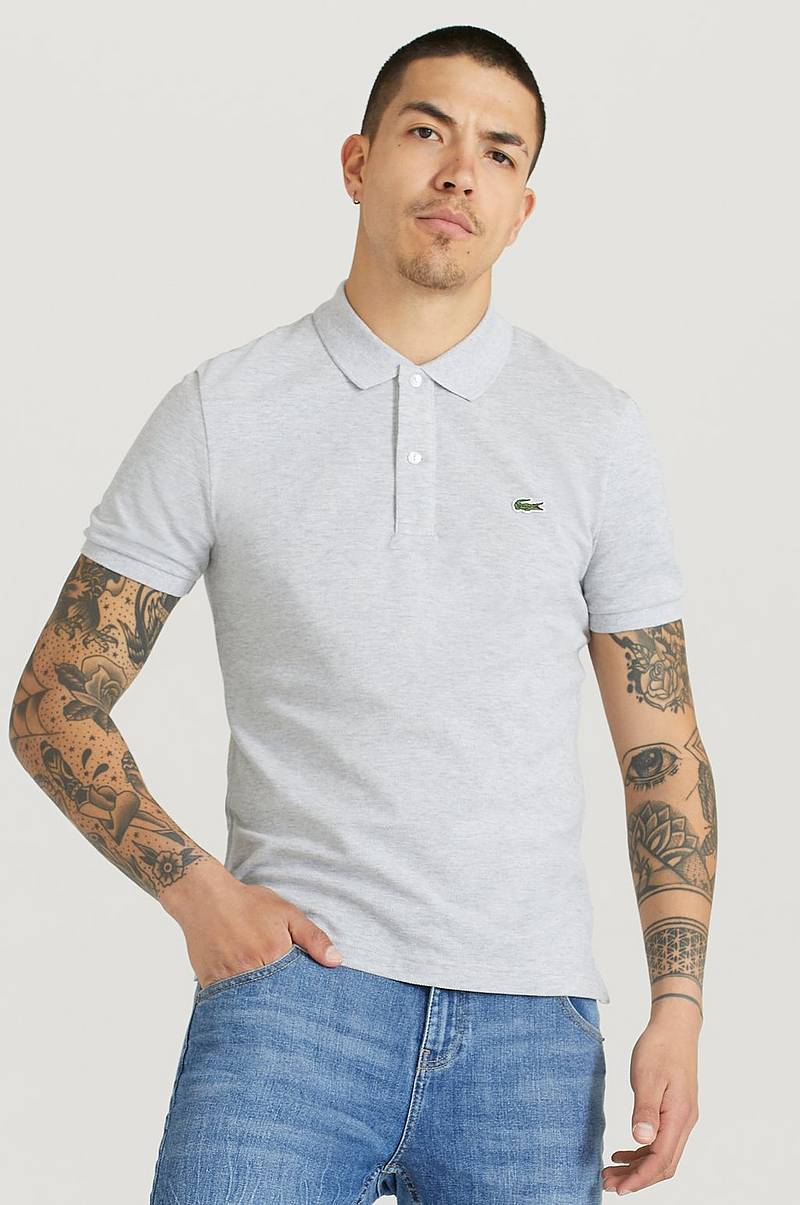 Slim Fit Polo Piké CCA