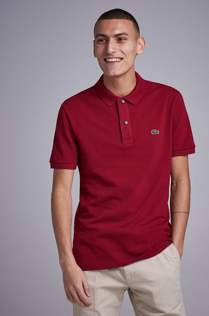 Slim Fit Polo Piké 476