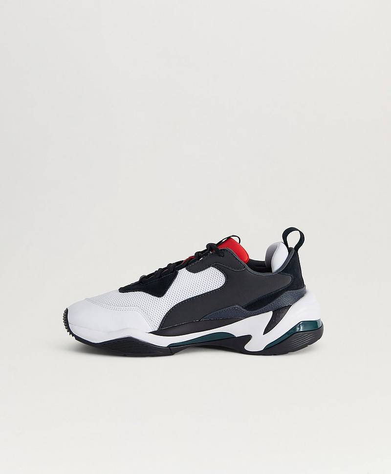 Sneakers Thunder Spectra Puma Black High Risk Red