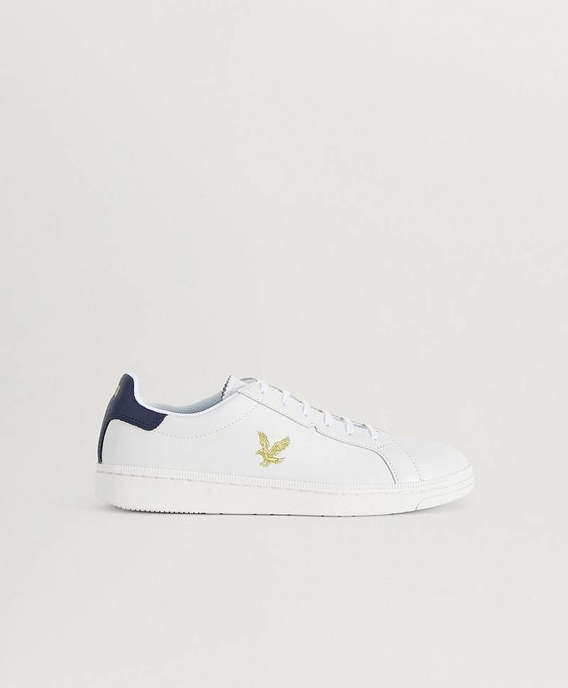 Cormack Z433 White/Dark Navy