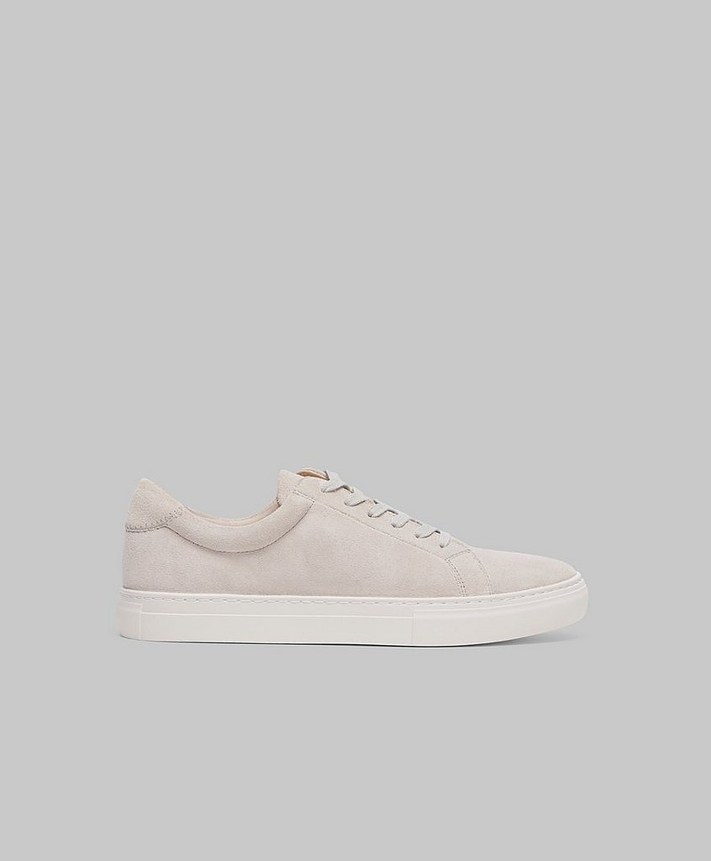 Vagabond Sneakers Paul Suede Salt Grå Sko Stayhard.no