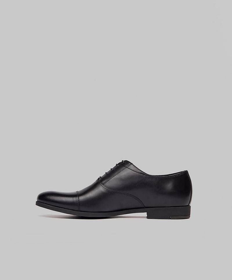 Pensko Linhope Leather Black