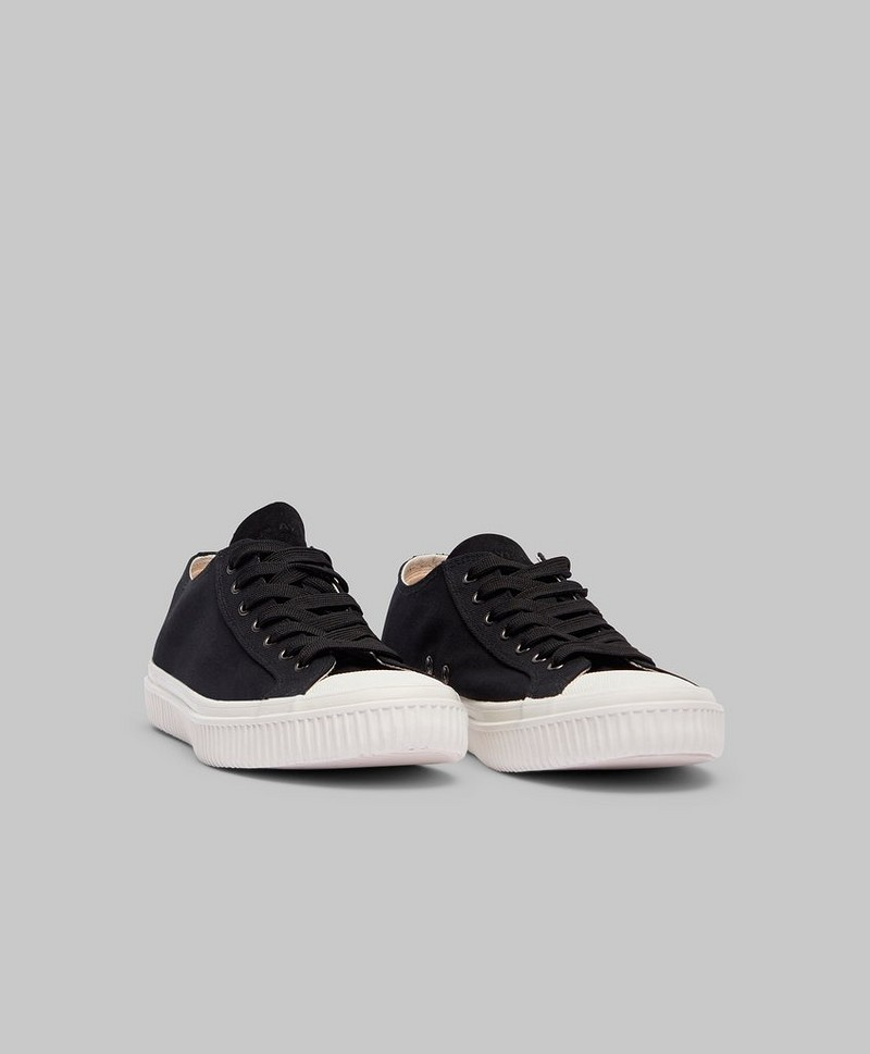 Sneakers Alfred Canvas Black