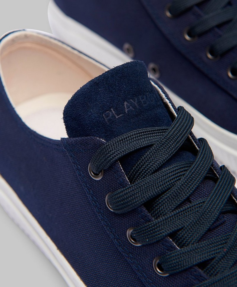 Sneakers Alfred Canvas Navy
