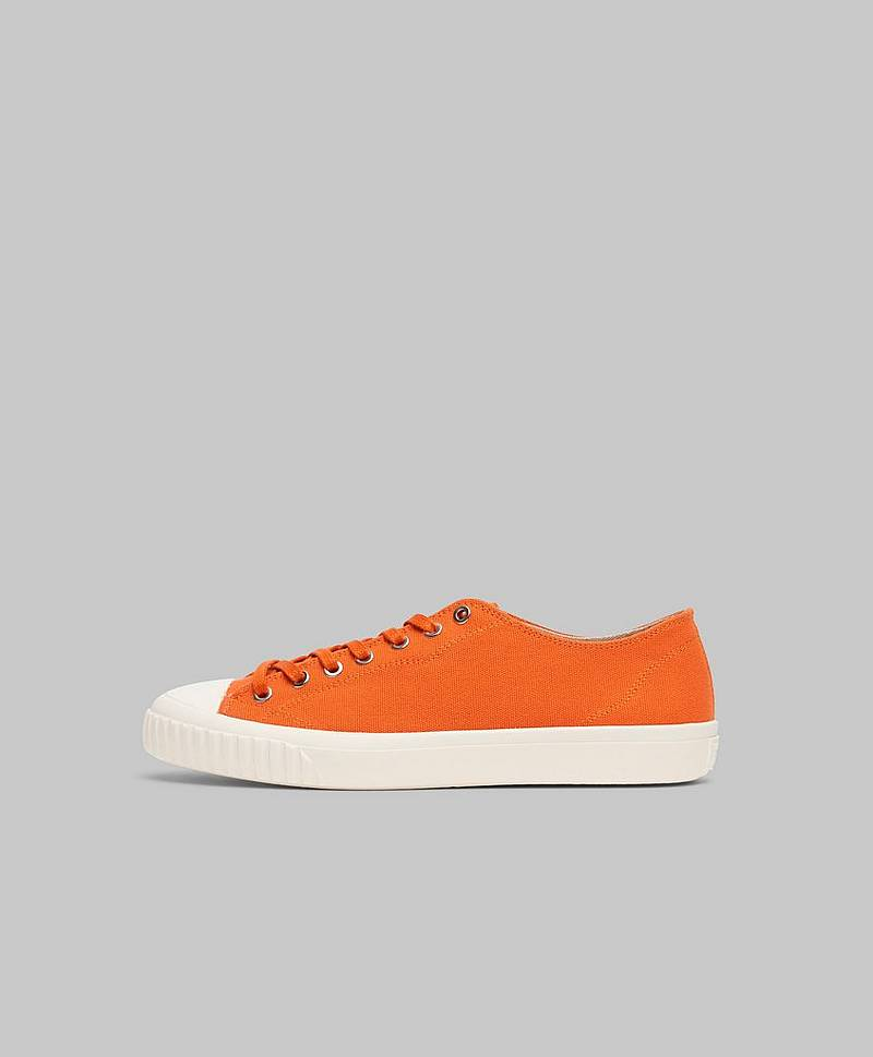 Sneakers Swing Low Canvas Burned Orange