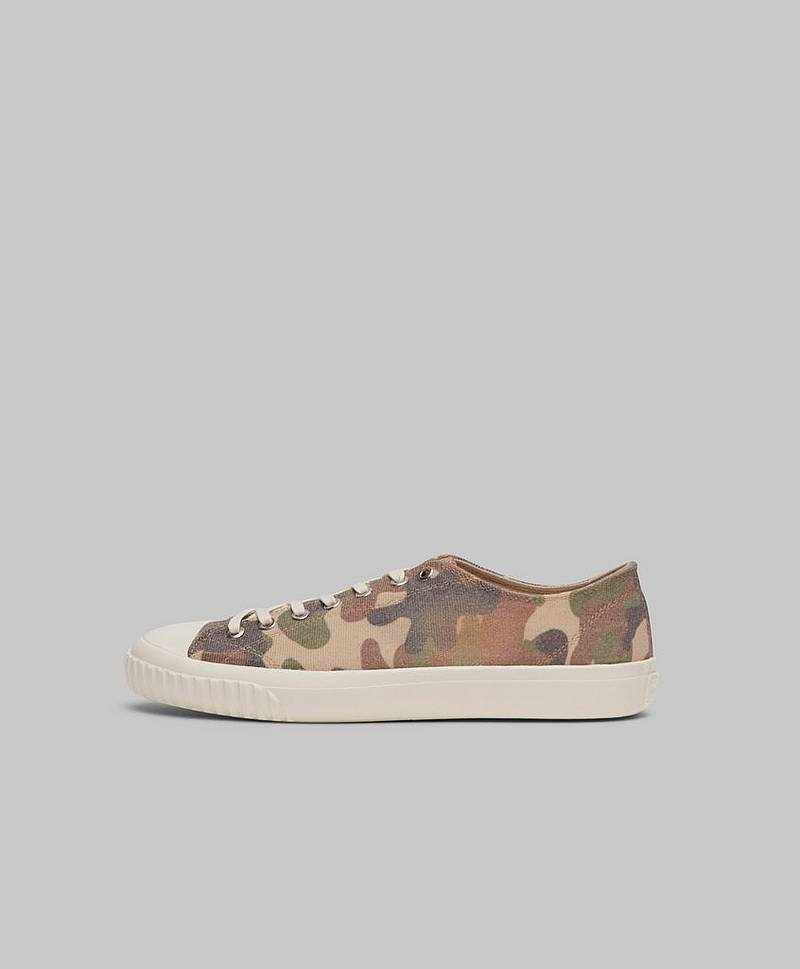 Sneakers Swing Low Canvas Camo