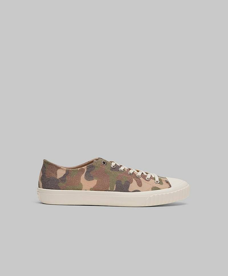 Swing Low Canvas Camo