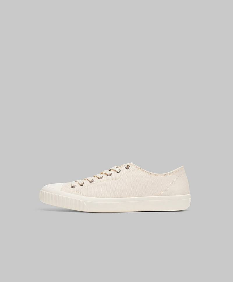 Swing Low Canvas Offwhite