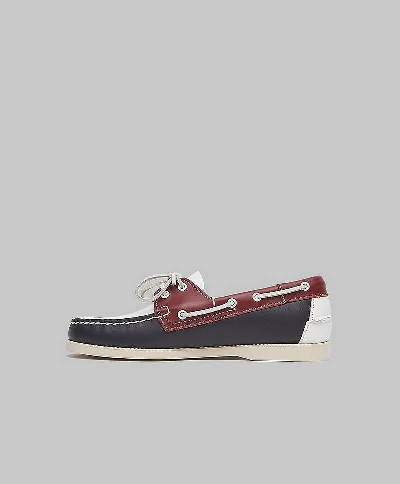 Portland Spinaker Navy / Red / white