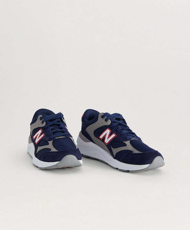 Sneakers MSX90TBH 415 Navy / Red