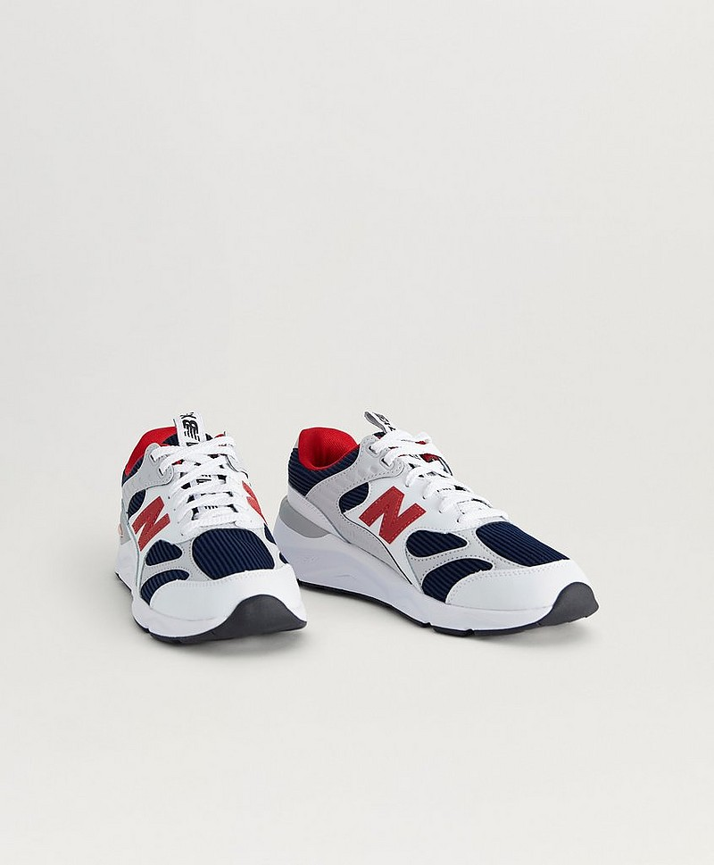 Sneakers MSX90TBD 415 Navy / Red