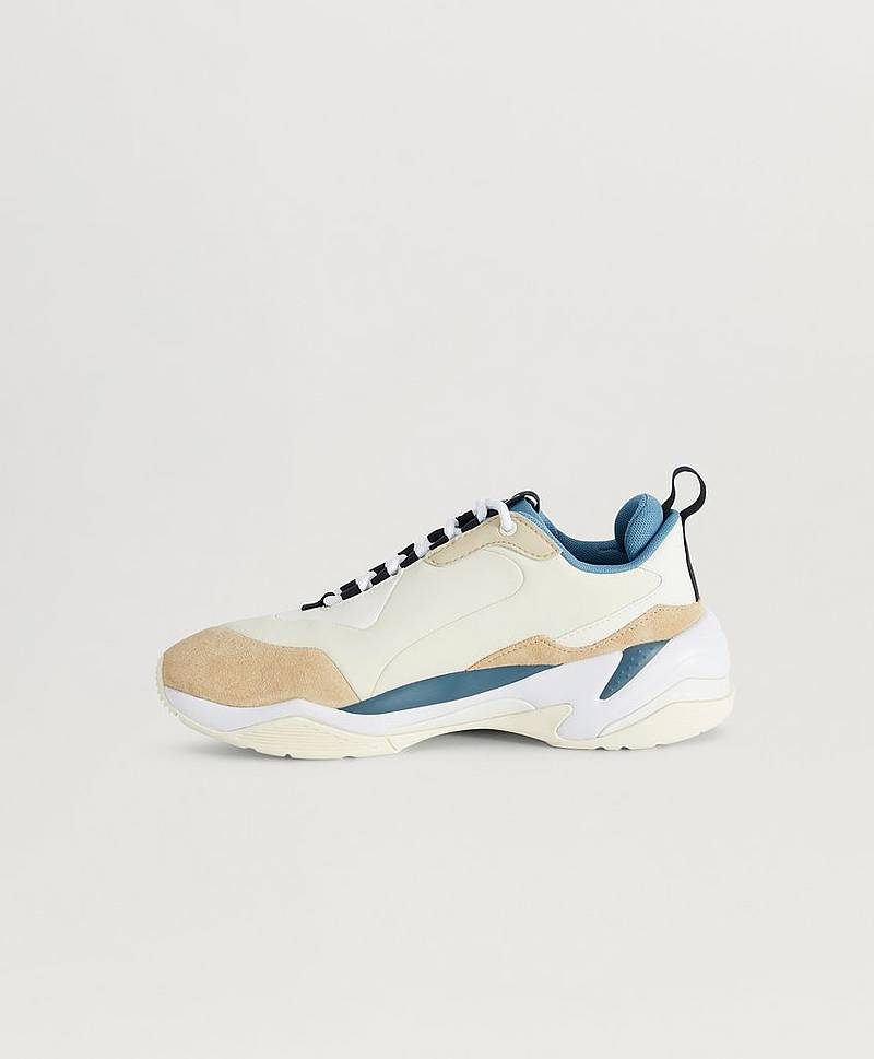 Sneakers Thunder Nature Pale Khaki- Cloud Cream-Bluestone