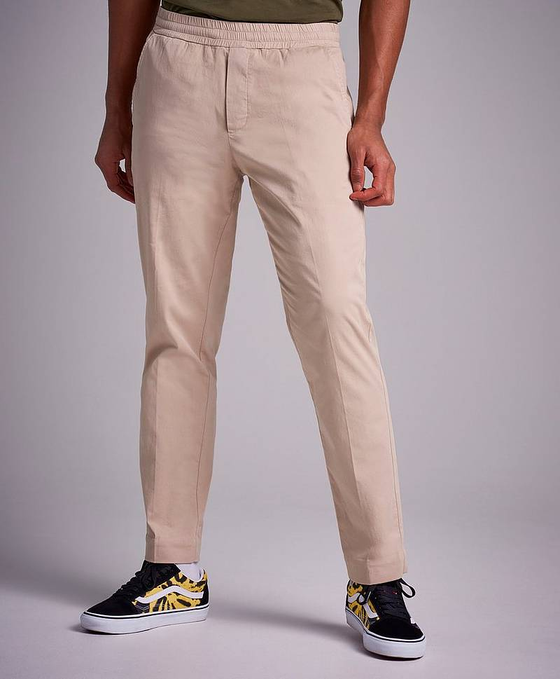 Chinos John Elastic Light Twill