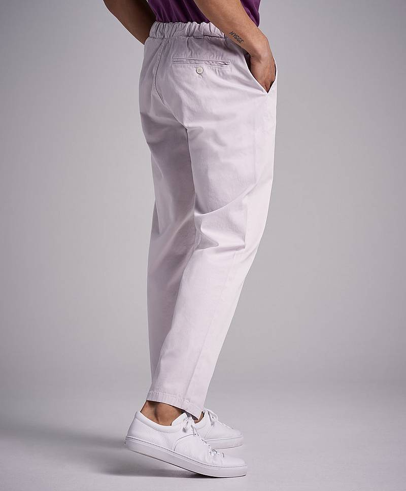 Illusions Trousers White Sand