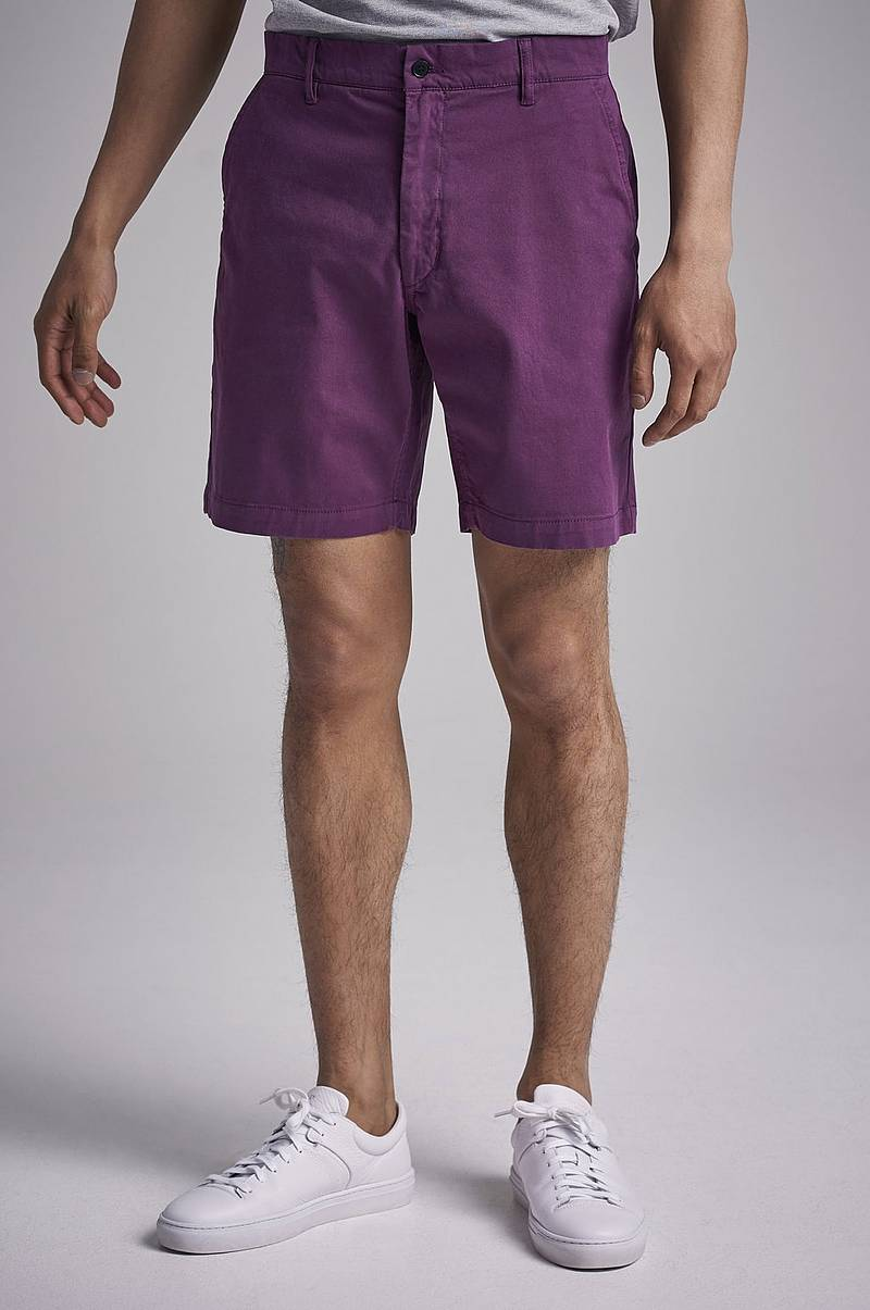 Bermuda shorts Purple